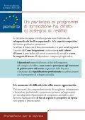 Pieghevole imprese - Regione Piemonte - Page 2