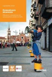 Comunicare sicurezza - Regione Piemonte