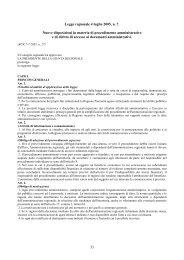 Legge Regionale 4 luglio 2005, n. 7 - Regione Piemonte