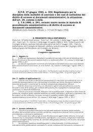 Decreto del Presidente della Repubblica n.352 del 1992 [file.pdf]
