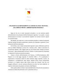 Relazione - Regione Siciliana