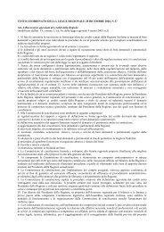 Il testo dell'art.6, comma 12 della legge ... - Regione Siciliana