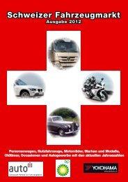 Schweizer Fahrzeugmarkt 2012 - Auto-i-DAT AG
