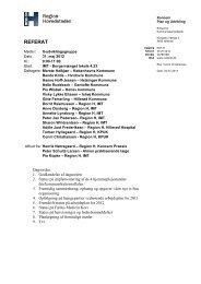Referat 31. maj 2012