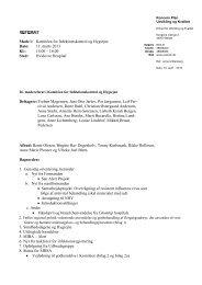 Referat møde den 11. marts 2013 - Region Hovedstaden