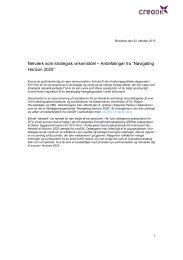 Download rapporten om netværk som pdf-fil - Region Hovedstaden