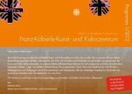 Kursprogramm 1/2012 - RegioTrends