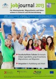 Jobjournal lesen - RegioVision GmbH Schwerin