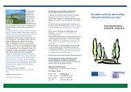 Take part and find your way! - RegioVision GmbH Schwerin