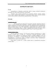 45 Isopropylbenzen - Registrpovinnosti.com