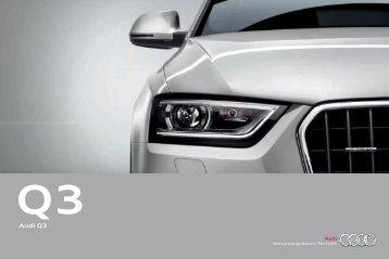 Audi Q3 - Bach Holding AG