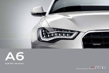 Audi A6 | A6 Avant - Bach Holding AG