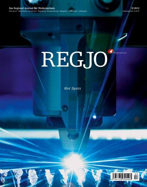 RegJo Niedersachsen Ausgabe 2/13