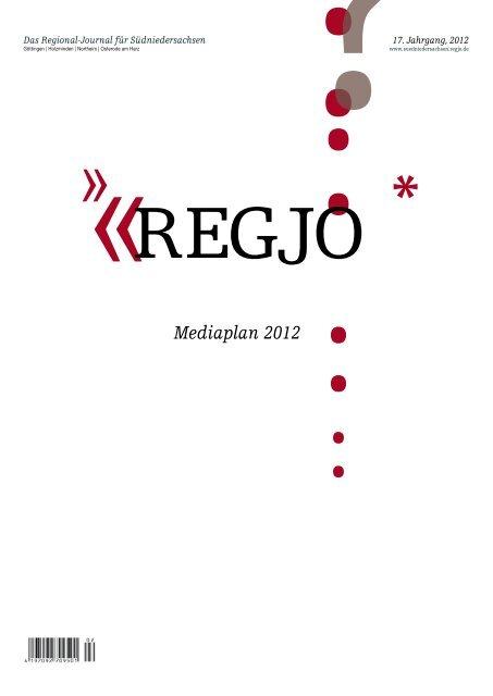 Mediaplan 2012 - RegJo