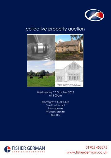 collective property auction - Supadu