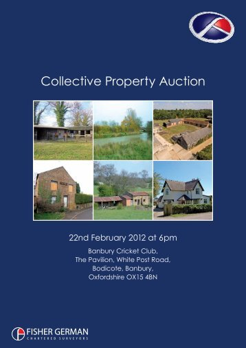 Collective Property Auction - UK Property Auctions