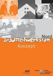 Stadtteilwerkstatt Nord - Konzeption