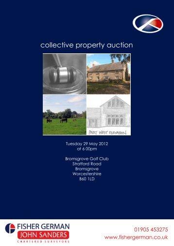 collective property auction - Supadu
