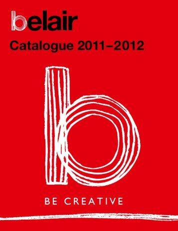 Catalogue 2011–2012 - Supadu