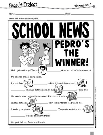 Pedro's Project - Supadu