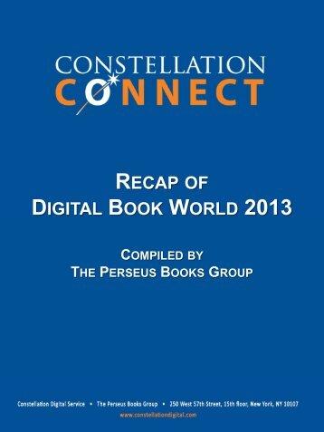 Digital Book World 2013