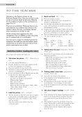 JOHN ESCOTT TEACHER'S NOTES BOOKLET - Supadu - Page 4