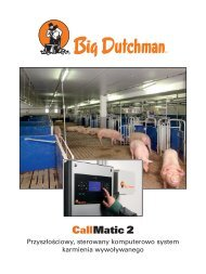 CallMatic 2 - Big Dutchman International GmbH