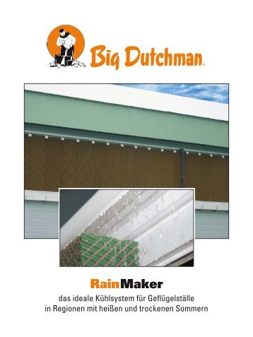 RainMaker - Big Dutchman International GmbH