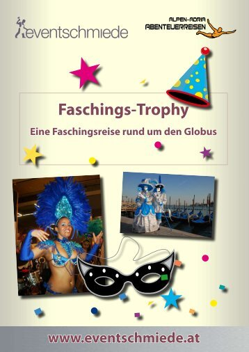 Faschings-Trophy - Eventschmiede