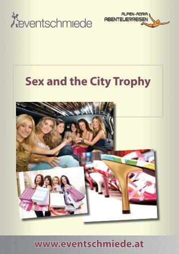 Sex and the City Trophy - Eventschmiede