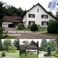 Villa Sutter Prospekt [PDF, 3.00 MB] - Gemeinde Münchwilen