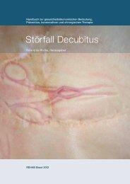Störfall Decubitus - REHAB Basel