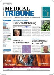 Spastik mit THC bekämpfen - REHAB Basel