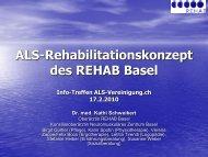 Konzept - REHAB Basel