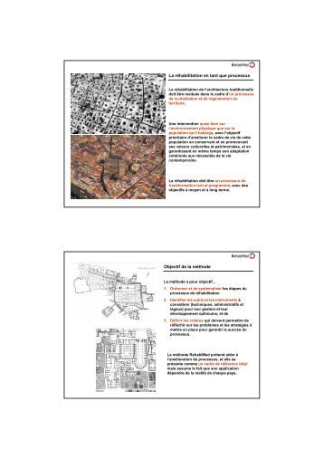 Outil 14 d finition du cadre op rationnel rehabimed for Architecture traditionnelle definition