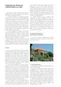 Typologie des demeures traditionnelles au Liban - Page 2