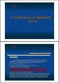 Cadre légale et urbanistique - RehabiMed - Page 6