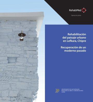 Manual de intervención en el paisaje urbano - RehabiMed