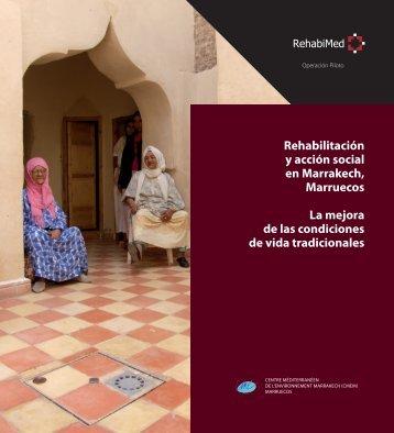 Arquitectura tradicional y rehabilitación en Marruecos - RehabiMed