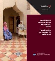 Réhabilitation et action sociale à Marrakech, Maroc. L ... - RehabiMed