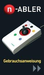 n-ABLER (Joystick German):n-ABLER leaflet - REHAVISTA