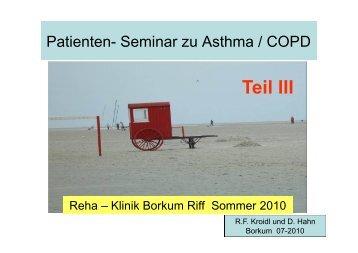 Management ohne Pharmaka - Rehazentrum Klinik Borkum Riff
