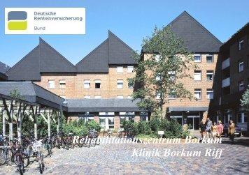 Rehabilitationszentrum Borkum Klinik Borkum Riff - Rehazentrum ...