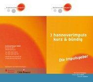 ) hannoverimpuls kurz & bündig - Rehburg-Loccum 2030