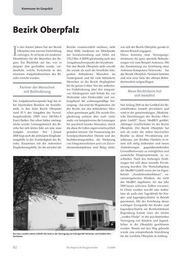 Beitrag Oberpfalz als PDF-Download - rehmnetz.de