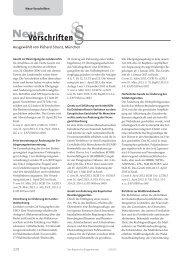 Neue Vorschriften Juni 2013 - rehmnetz.de
