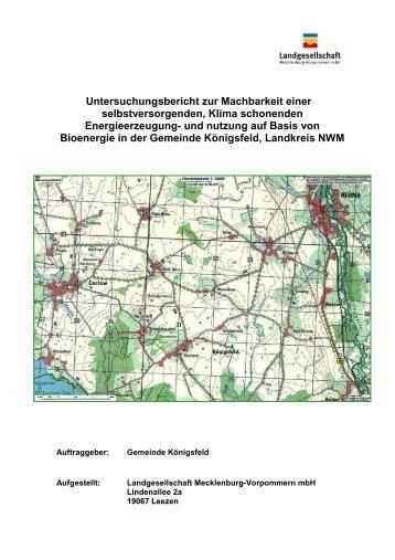 Machbarkeitsstudie (3467.69 kB) - Amt Rehna