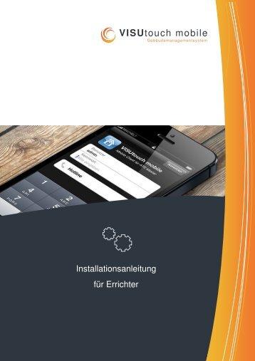 Installationsanleitung für Errichter - Reicheltnet.de
