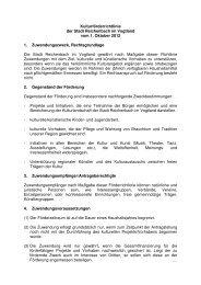 Kulturförderrichtlinie der Stadt Reichenbach im Vogtland vom 1 ...