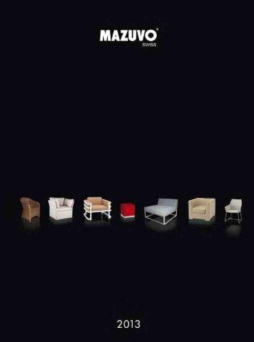 Download MAZUVO SWISS Katalog 2013, deutsch